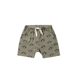 Rylee and Cru monkey front pouch short