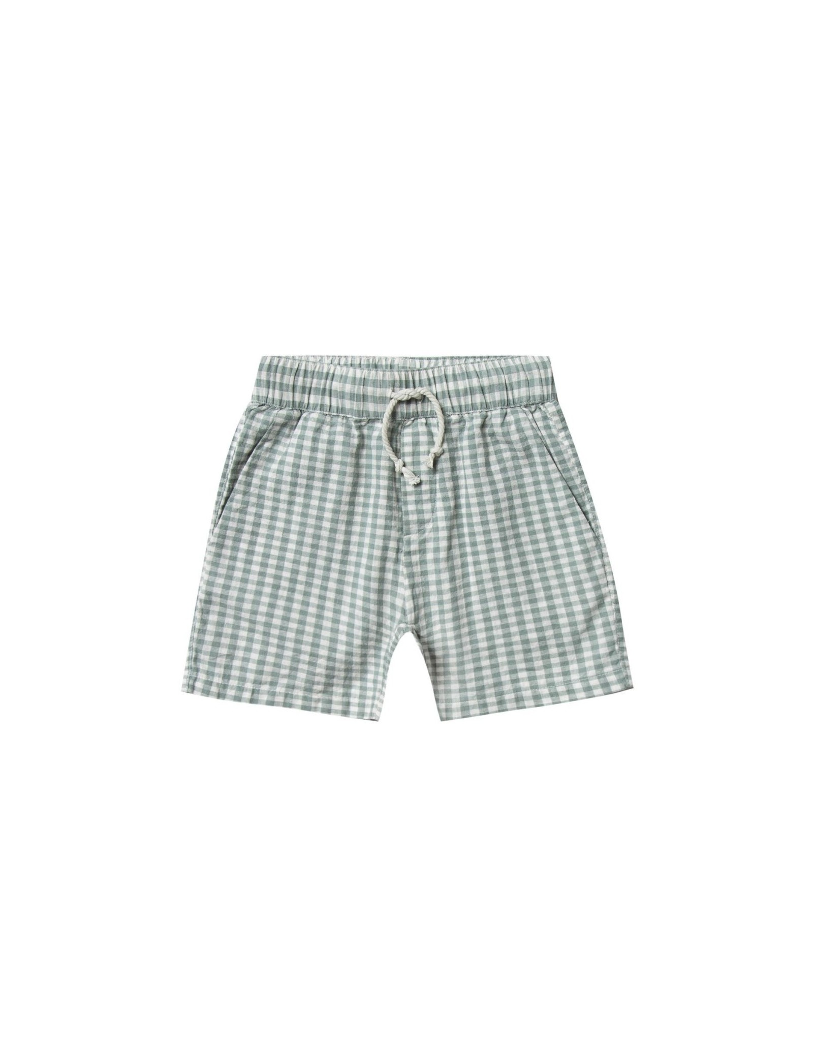 Rylee and Cru gingham drawstring short