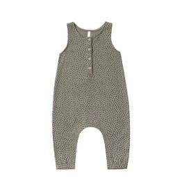 Rylee and Cru micro dot jumpsuit