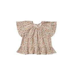 Rylee and Cru flower field butterfly top