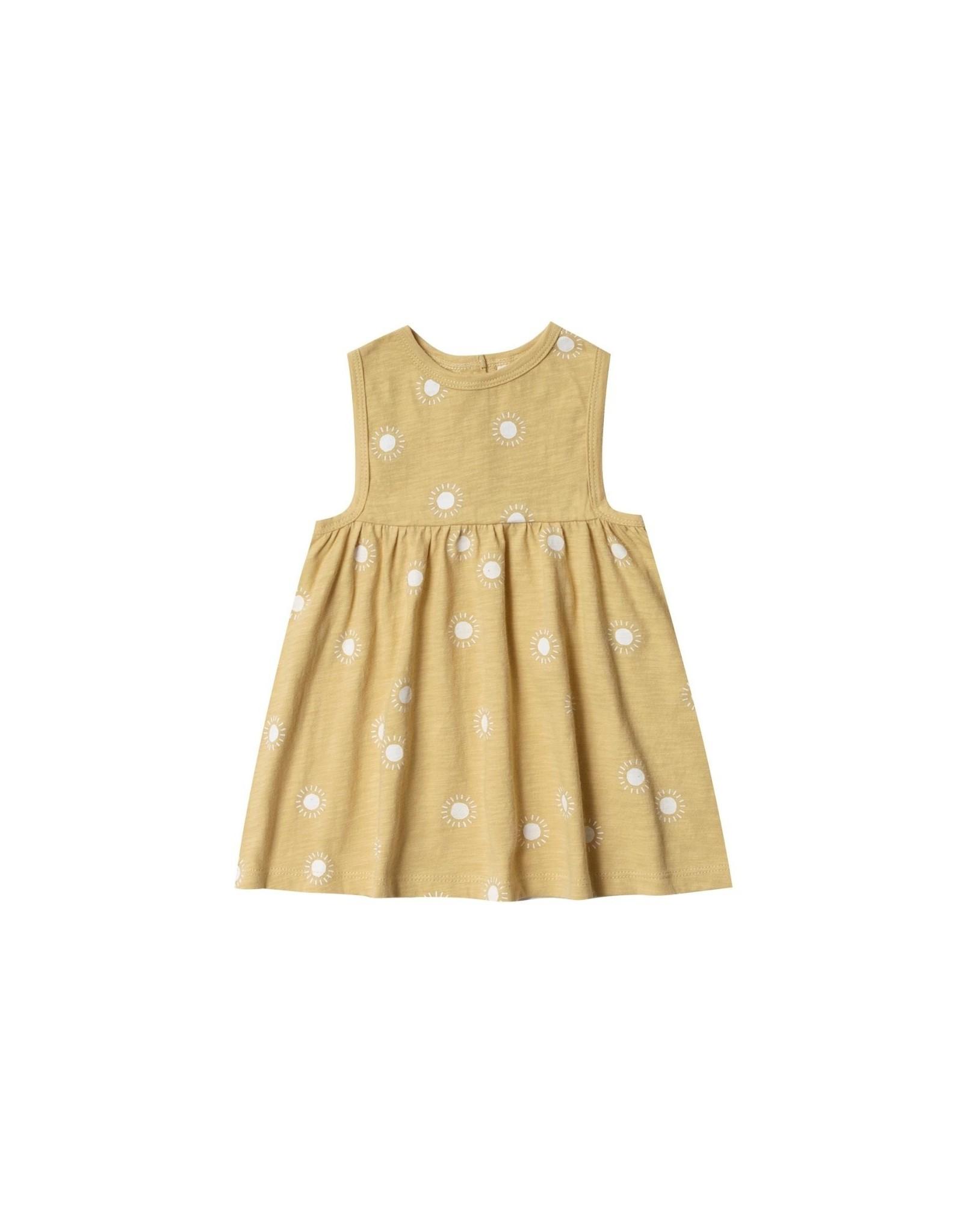 Rylee and Cru sunburst layla dress