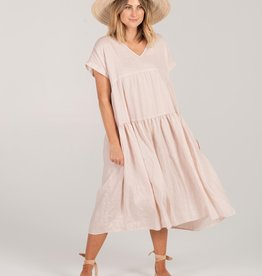 Rylee and Cru vienna dress- lilac