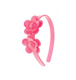 Lilies & Roses HB camellia flower- neon pink
