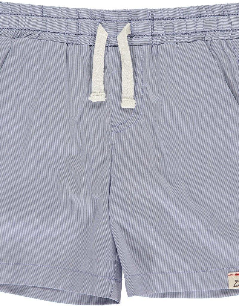 Me & Henry swim shorts- blue stripe