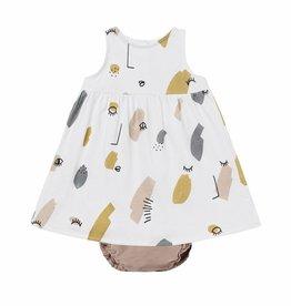 BabyClic twin dress set
