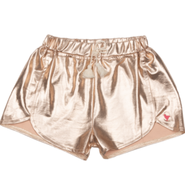 Pink Chicken millie short- rose gold
