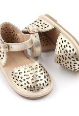 Consciously Baby pocket sandals- sahara gold