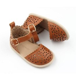 Consciously Baby pocket sandals- phuket brown