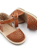 Consciously Baby pocket sandals- phuket brown