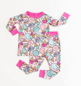 Little Sleepies sweet treats pajamas