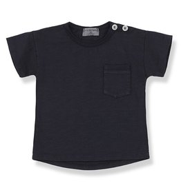 1+ in the Family vico shirt- blue notte