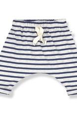 1+ in the Family sammy pants- azzurro