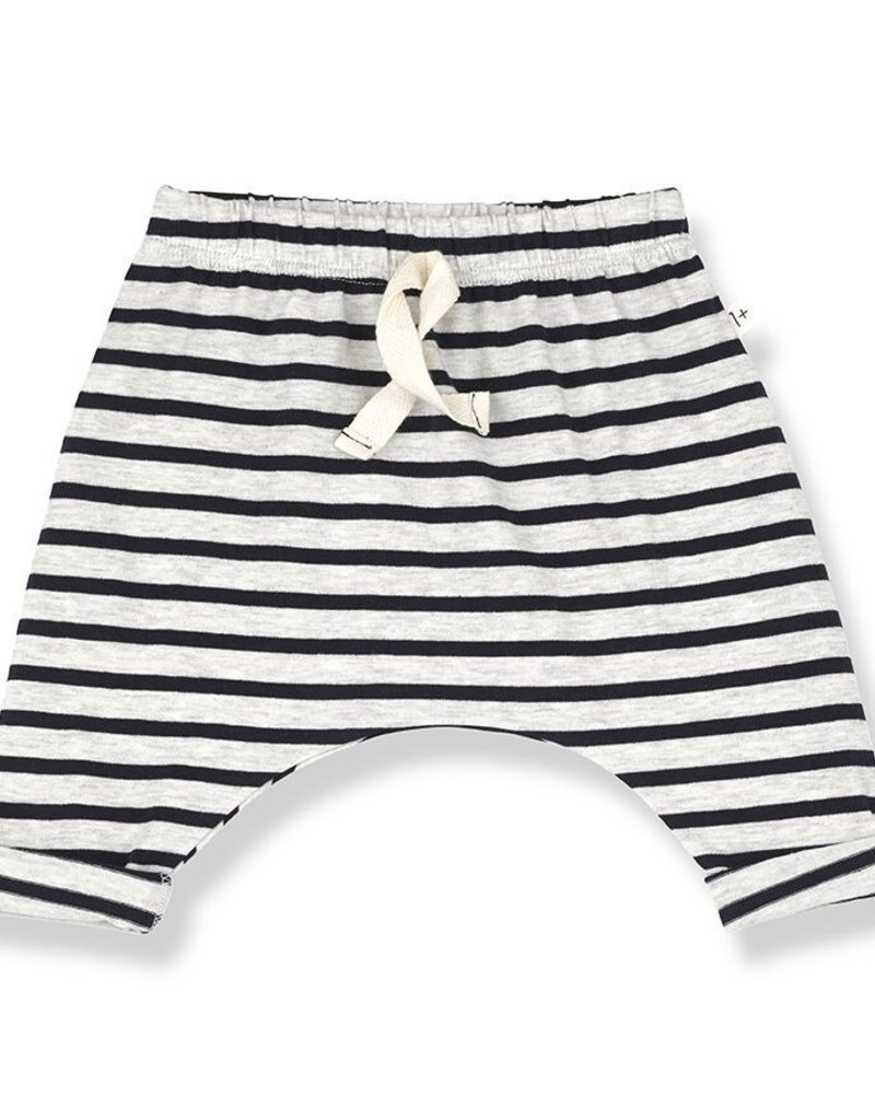 1+ in the Family sammy pants- blue notte