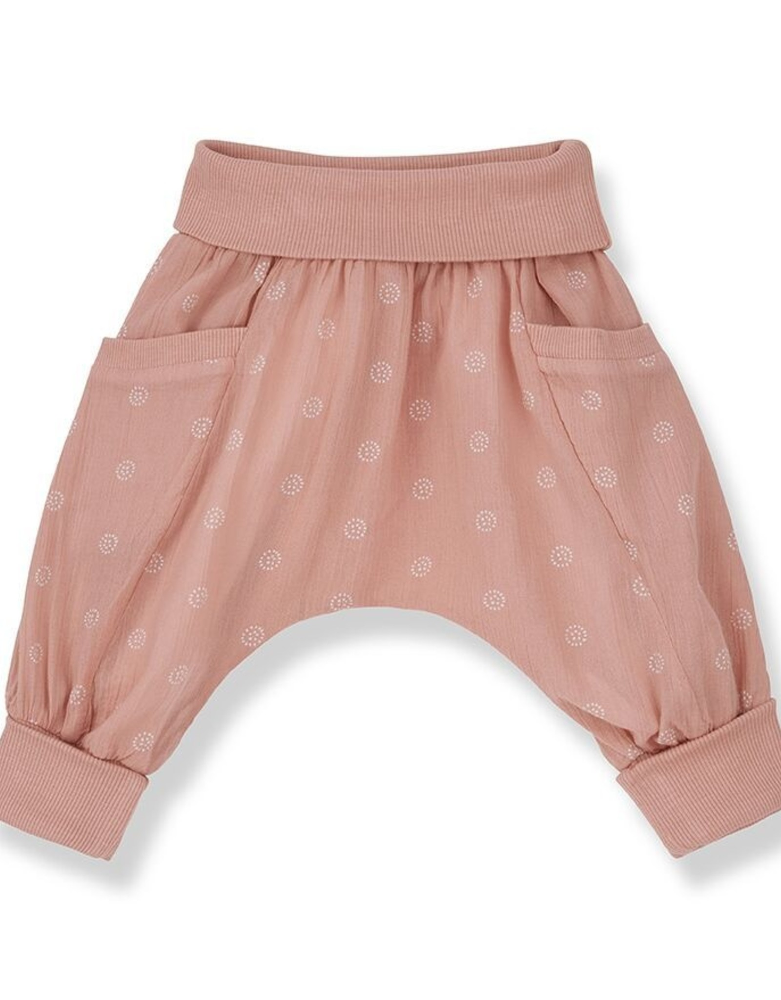 1+ in the Family gaia pants- rose