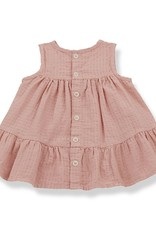1+ in the Family orio dress- rose