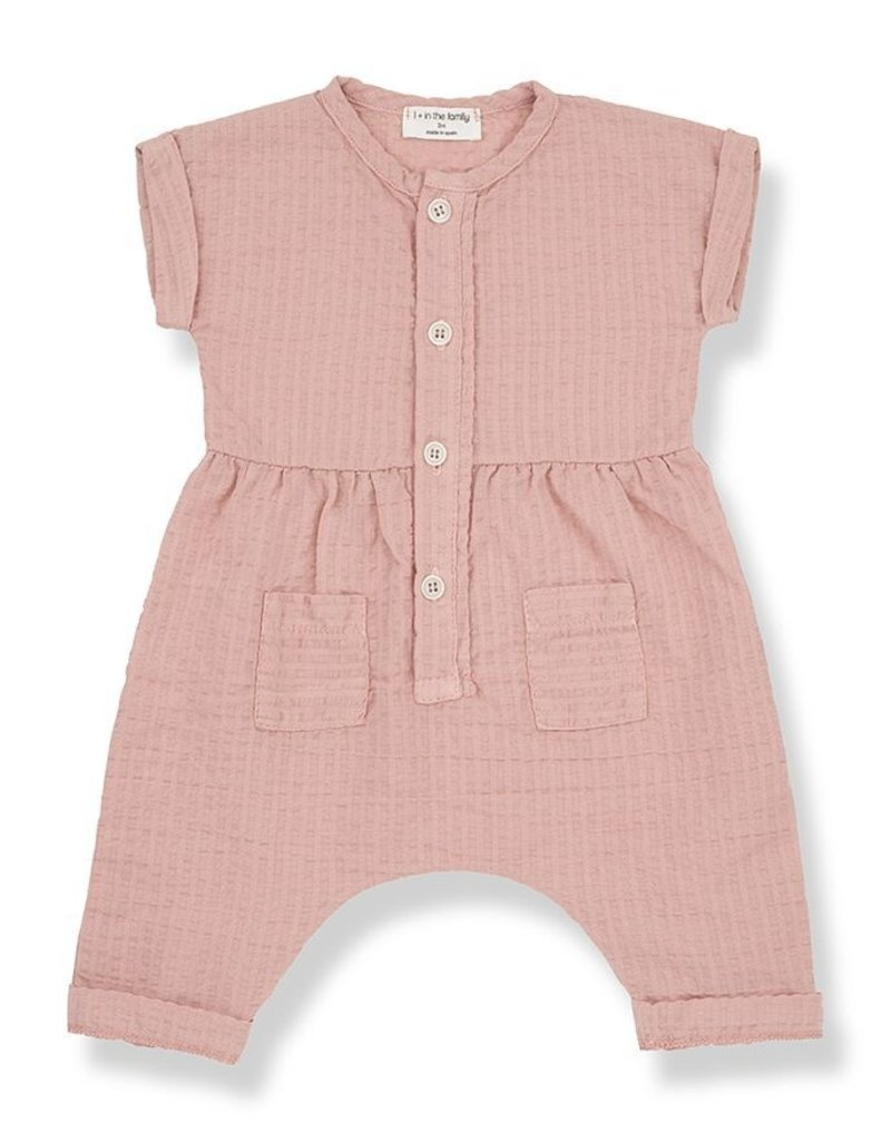 1+ in the Family zumaia overall- rose