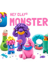 Fat Brain hey clay- monsters