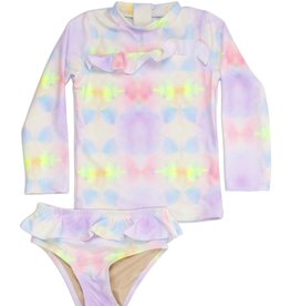 Shade Critters 2pc tie dye swim