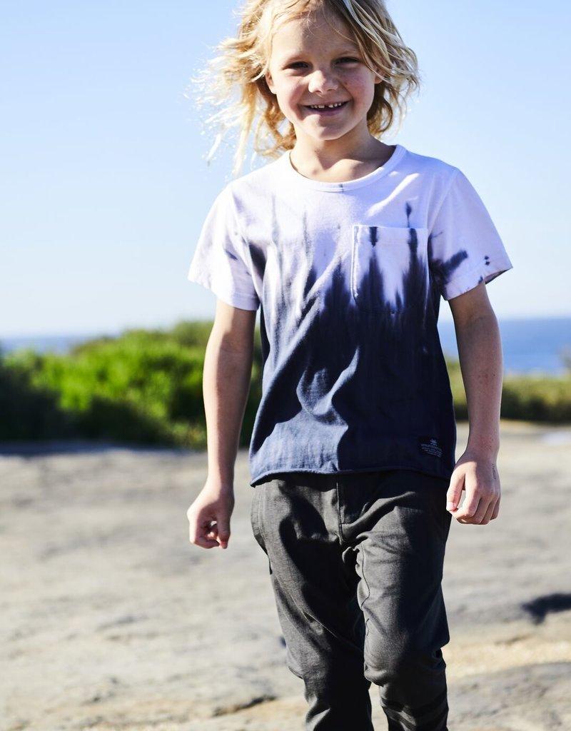 Munster Kids flood tee- blue