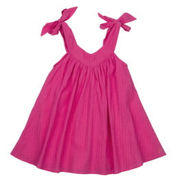 Pink Chicken frida dress- shocking pink
