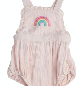 Angel Dear rainbow ruffle bubble