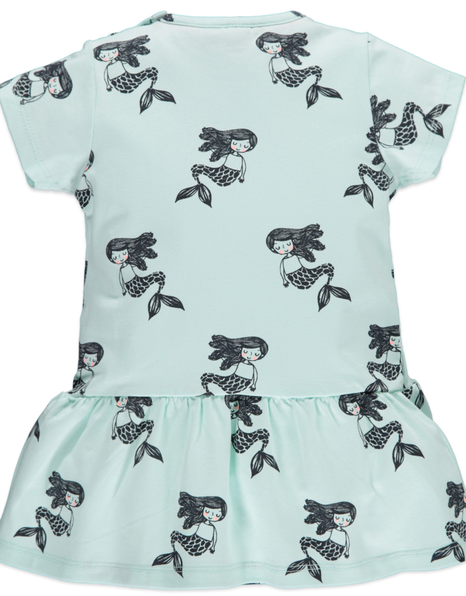 Babyface mermaid dress- mint