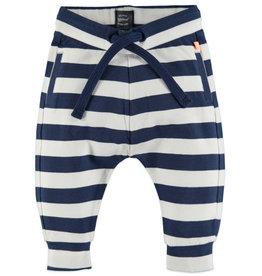 Babyface stripe joggers- marine
