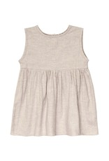Go Gently Nation prairie dress- wheat