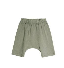 Go Gently Nation panel short- thyme