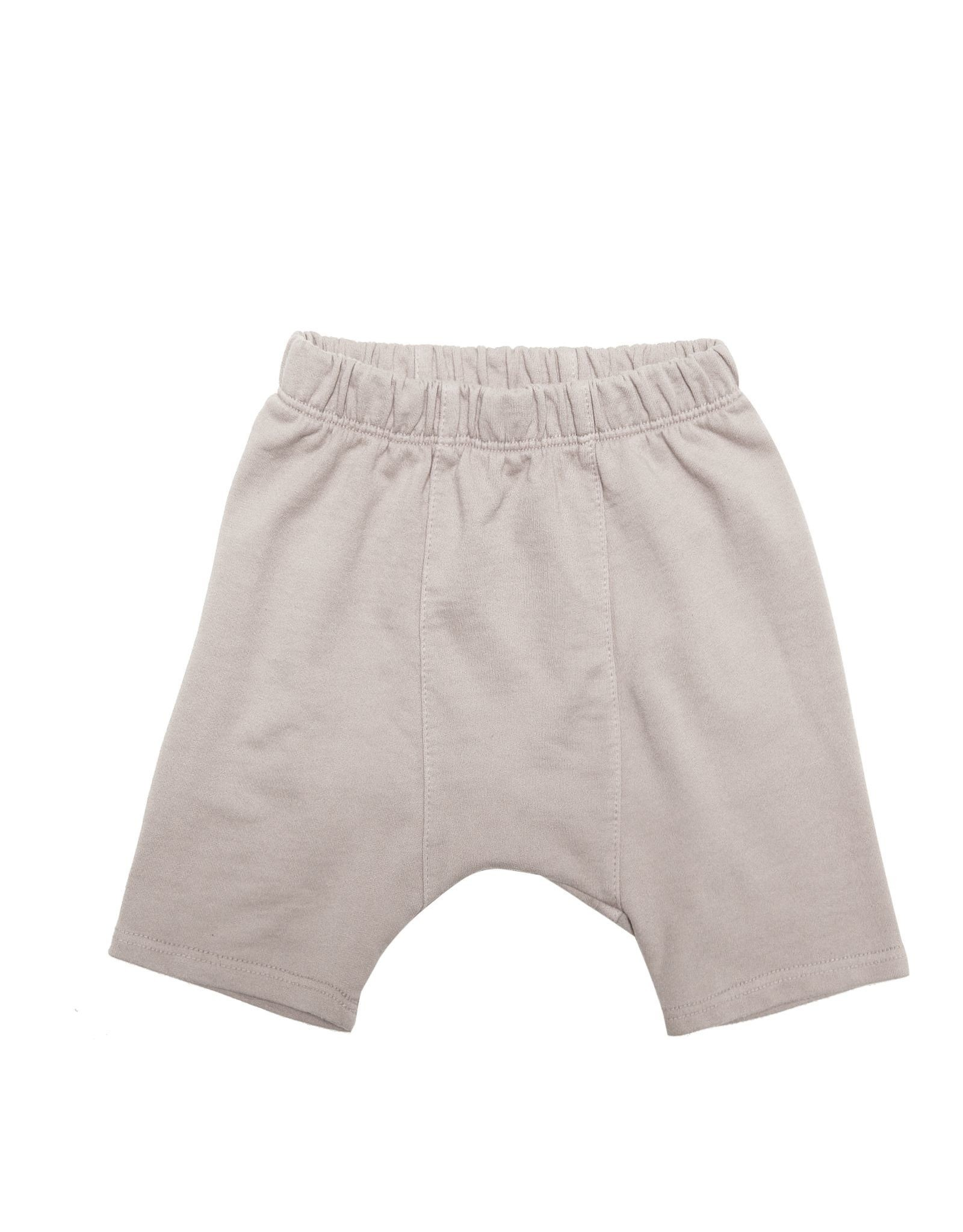 Go Gently Nation panel shorts- sandstone
