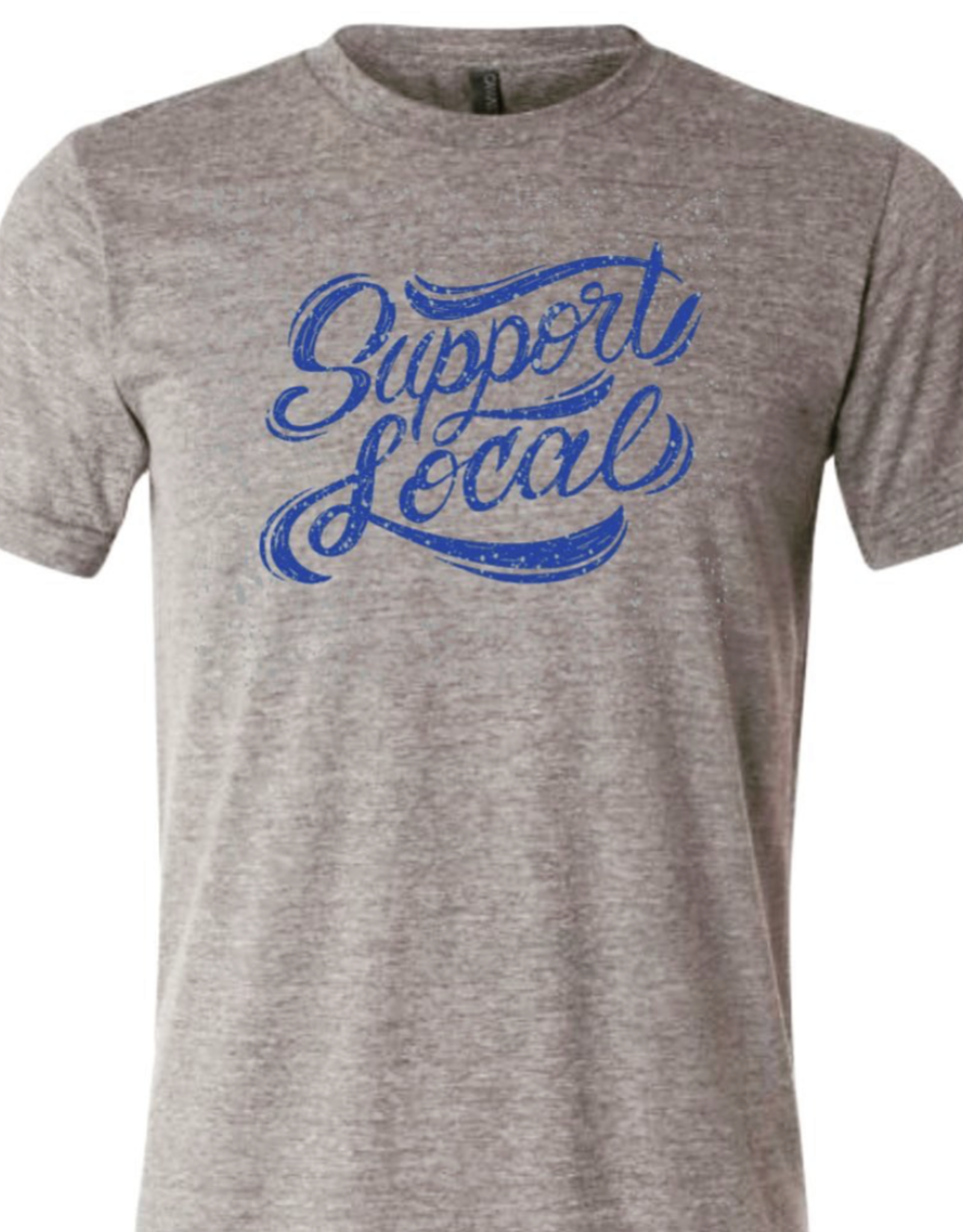 Graysen Design Support Local Tee