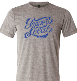 Graysen Design Support Local Tee