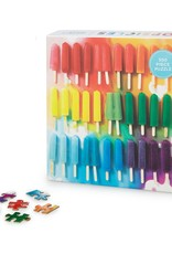 Chronicle Books rainbow popsicles puzzle