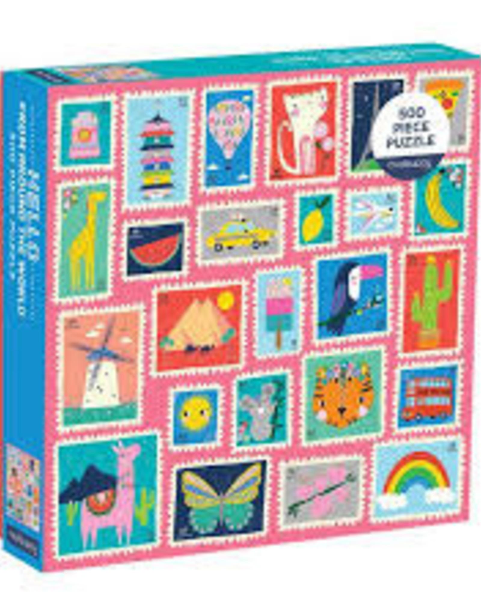 Chronicle Books hello world puzzle