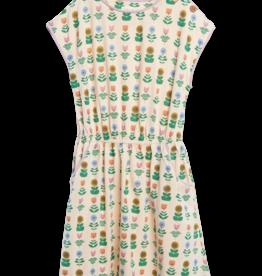 Siaomimi maddie dress- ecru floral