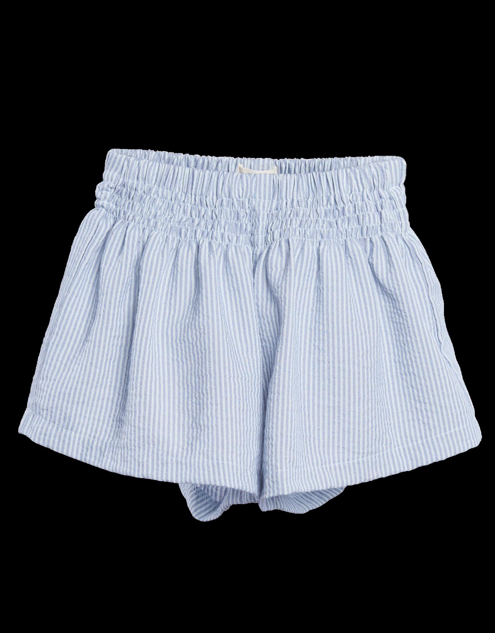 Siaomimi stripe shorts- stone