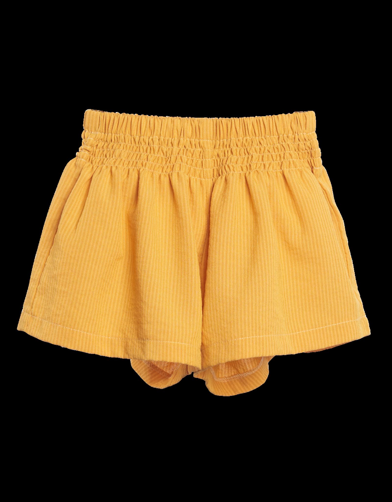 Siaomimi stripe shorts- honey