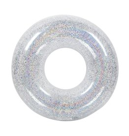Sunnylife pool ring glitter