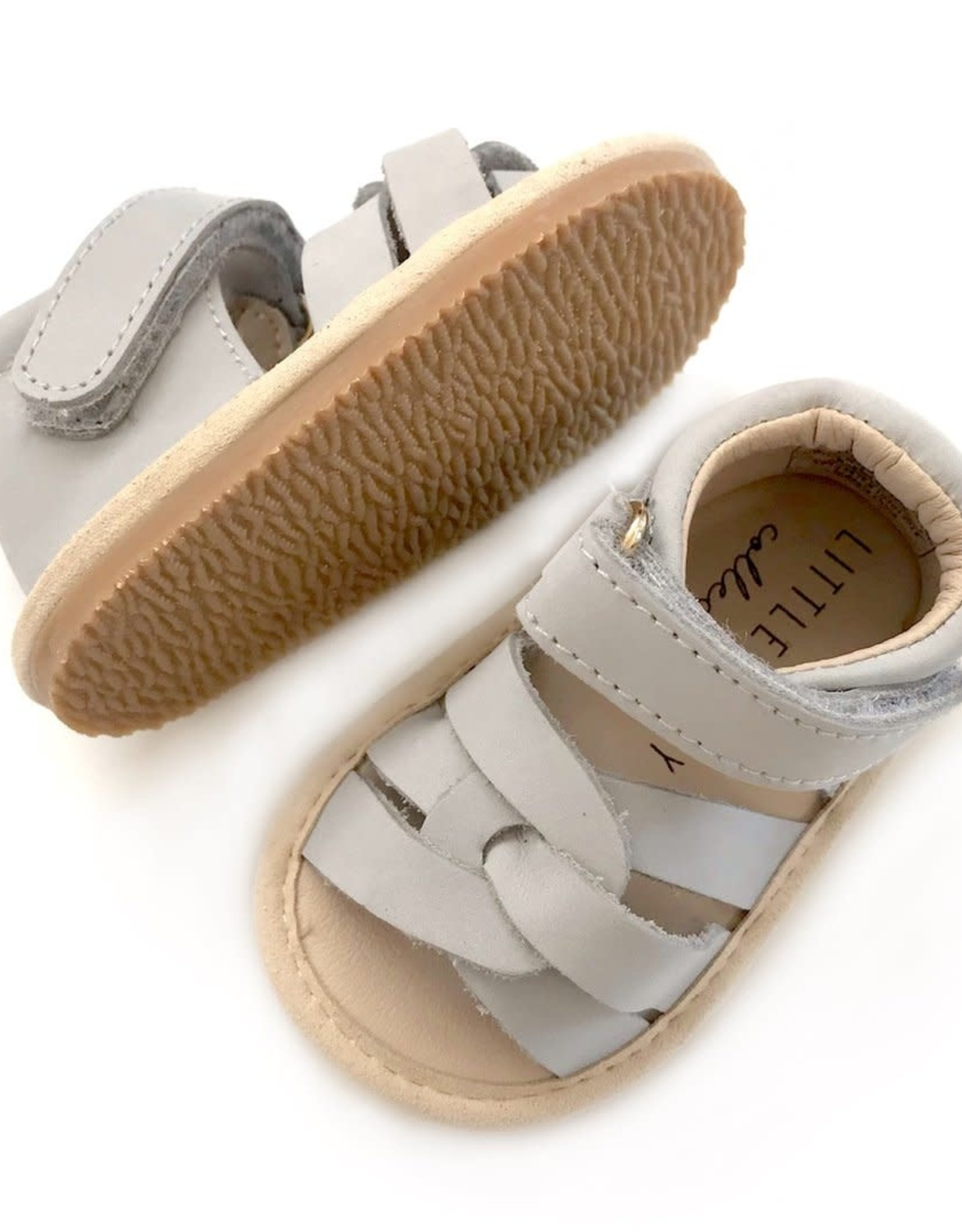 Little Bipsy Collection remy sandals- grey