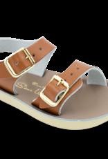 Hoy Shoe Co. sea wee sandal- tan
