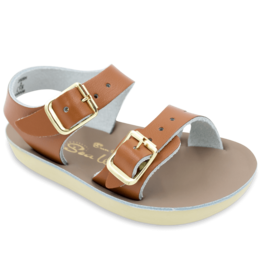 Hoy Shoe Co. sea wee sandal- tan
