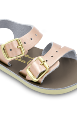 Hoy Shoe Co. sea wee sandal- rose gold