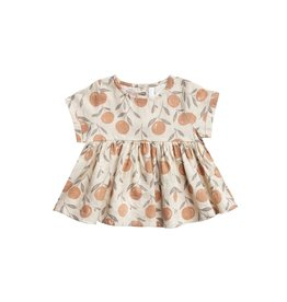 Rylee and Cru peaches jane blouse (PRE-ORDER)