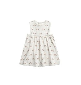Rylee and Cru rainbow layla dress (PRE-ORDER)