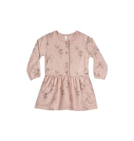 Rylee and Cru fairy button up dress