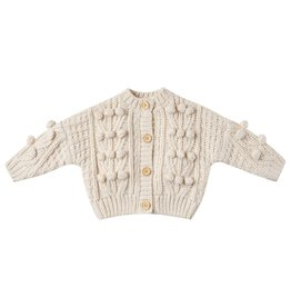 Rylee and Cru bobble cardigan