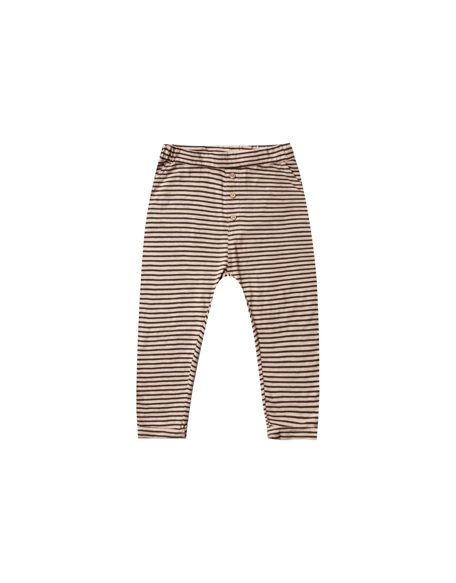 Rylee and Cru striped cru pant