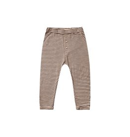 Rylee and Cru striped cru pant