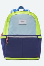 State Bags kane- navy/neon