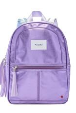 State Bags mini kane metallic- purple multi